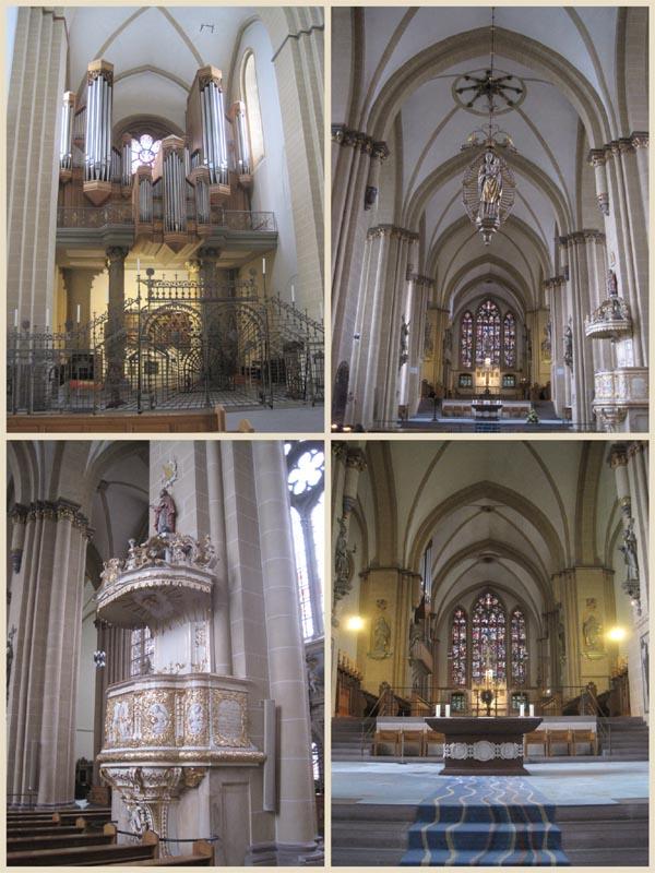 Paderborn - Ecclesia mirae magnitudinis